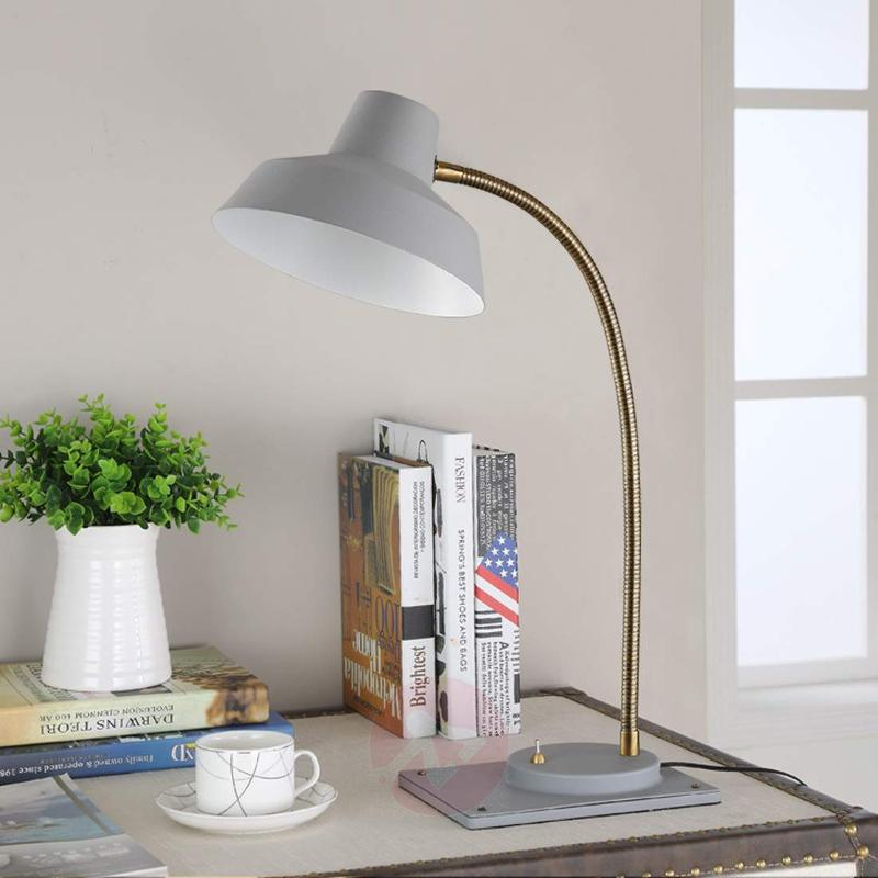 Cayetana - LED table lamp with a retro look - Table Lamps