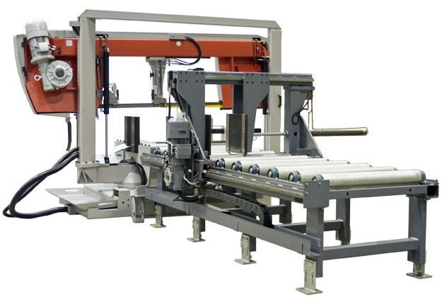 Scie à ruban automatique - INDIVIDUAL 520.360 GANC-LS