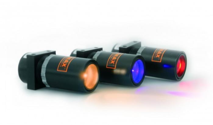 High Power LED Spots - High Power LED Spots für die industrielle Bildverarbeitung (Machine Vision)
