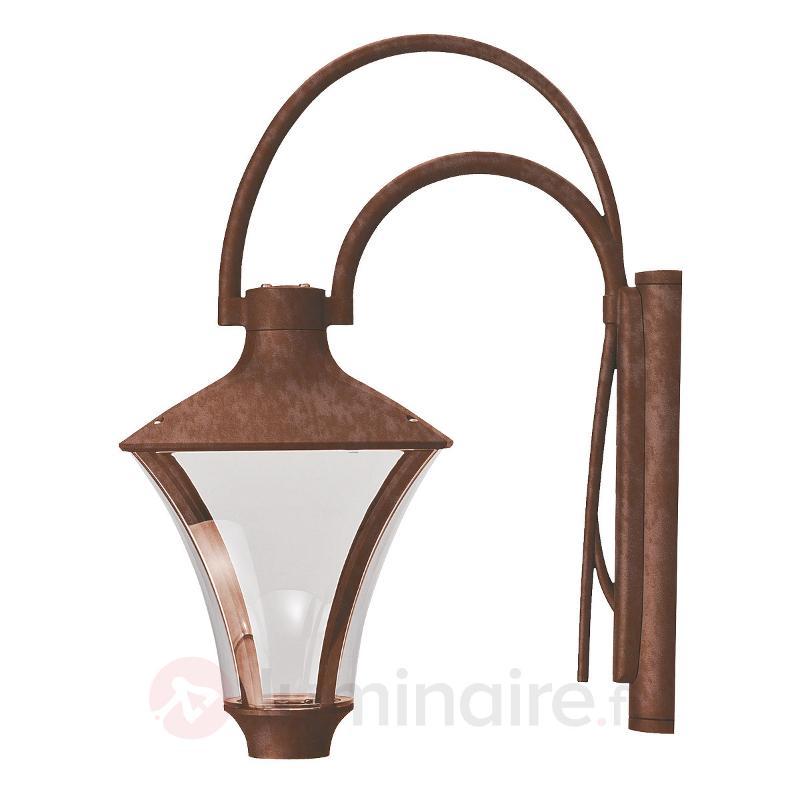 Applique d'extérieur LED lumineuse Morphis - Appliques d'extérieur LED