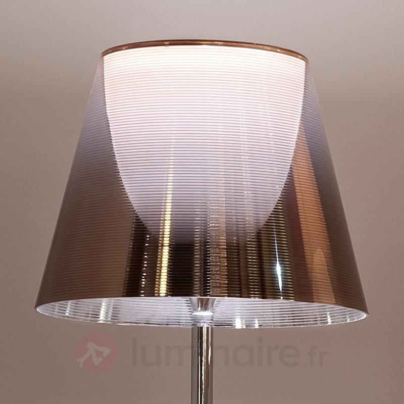 Bibliothèque Nationale lampadaire design bronze - Lampadaires design