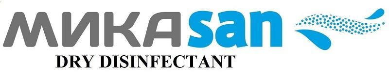 "Dry Disinfectant ""MIKASAN"" -"