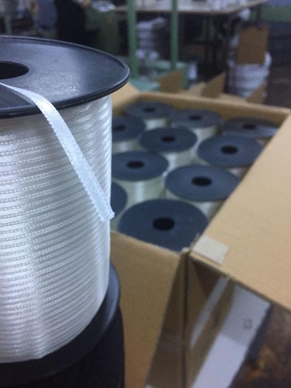Satin Ribbon - 100% Polyester FDY(Fully Drawn Yarn) Satin Ribbon