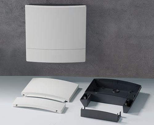 Net-Box - Wall mount enclosures for control units