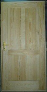 двери деревянные - двери из дерева усиленные