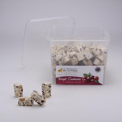 Nougat vrac cranberry - Vrac 15