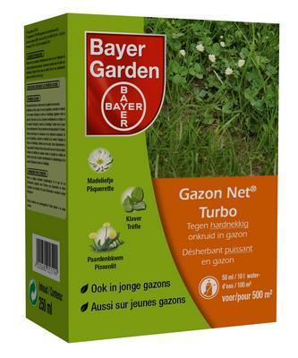 Herbicide sélectif - Gazon Net® Turbo