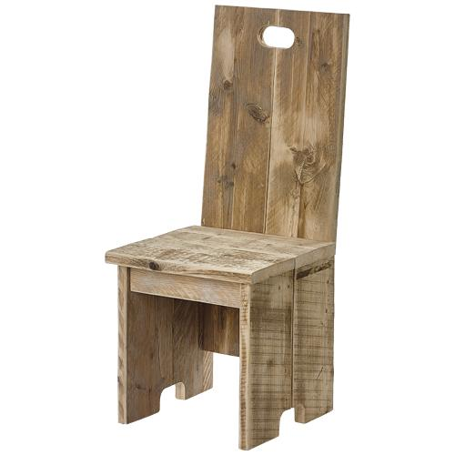 Timber Chair 1 - Terrace Chairs