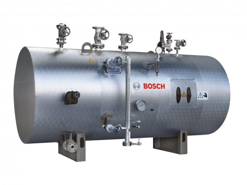 Dampfspeichermodul SAM - Dampfspeichermodul