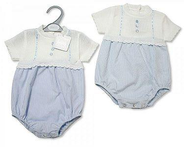 Baby Jungen Strick-Spielhose -