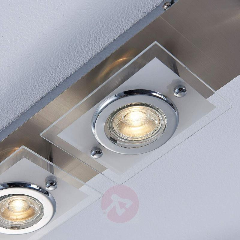 Fjolla – 4-bulb LED ceiling light - Ceiling Lights