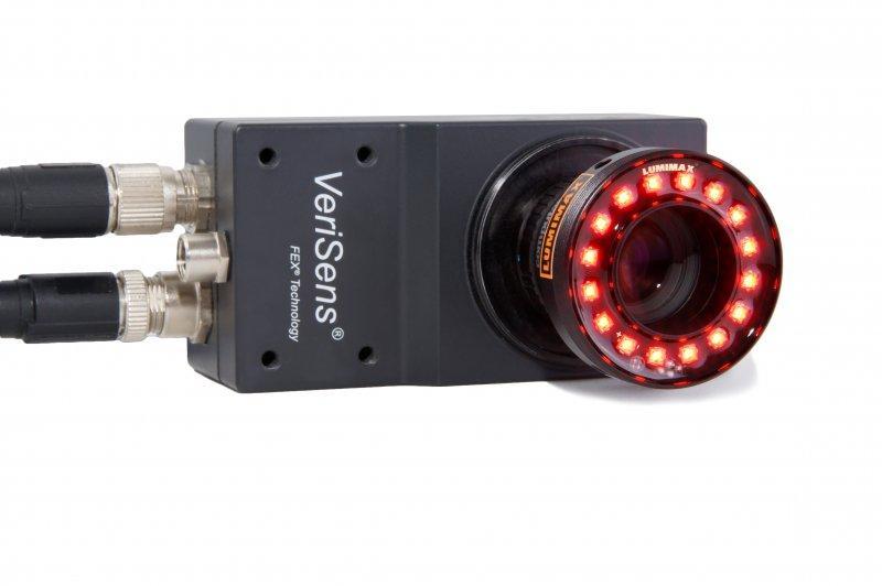 Mini luminaire annulaire LED LSR24 / LSR24FL - Luminaire annulaire miniature à LED pour le traitement industriel de l'image