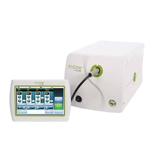 LED MICROSCOPY ILLUMINATOR - Excelitas Technologies 010-00324R