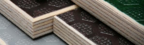 Plywood - Riga Heksa Plus
