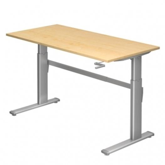 höhenverstellbare Schreibtisch - null