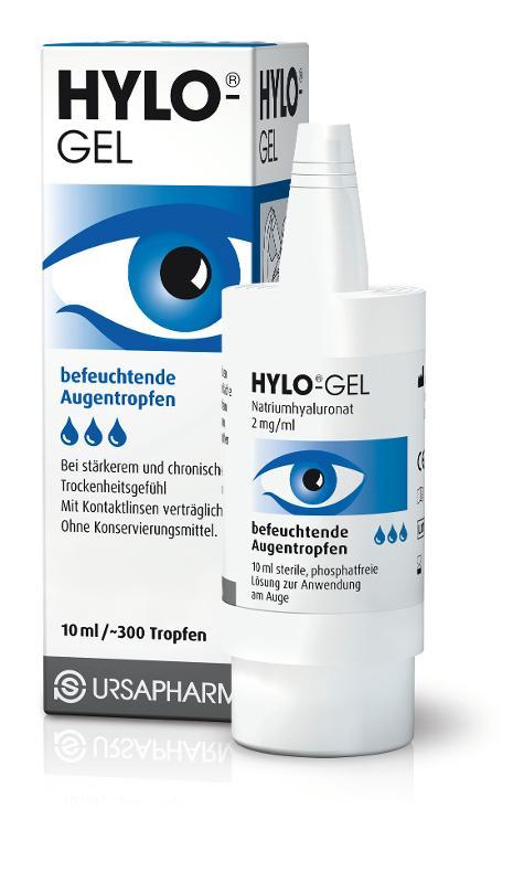 HYLO®-GEL - null
