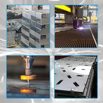 ESTIMET - Schneiden von Stahl und Metallen - Laserschneiden, Plasmaschneiden, CNC Autogenschneiden, Wasserstrahlschneiden