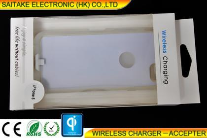 Wireless charger receiver for iphone6,Iphone6 Plus - STK-I6PP