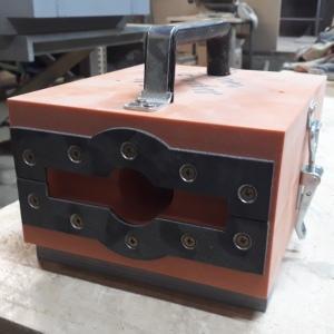 Outillage de modèle pour production de moules métalliques -
