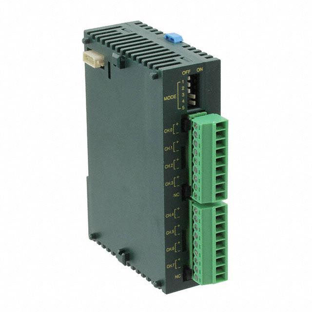 INPUT MODULE 8 ANALOG - Panasonic Industrial Automation Sales FP0-TC8