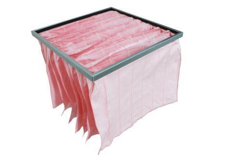 Filtro de Bolsas/Synthetic Bag Filter - Filtragem de partículas médias e finas