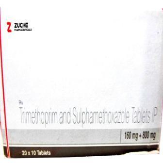 Trimethoprim with Sulphamethoxazole Tablets - Trimethoprim with Sulphamethoxazole Tablets