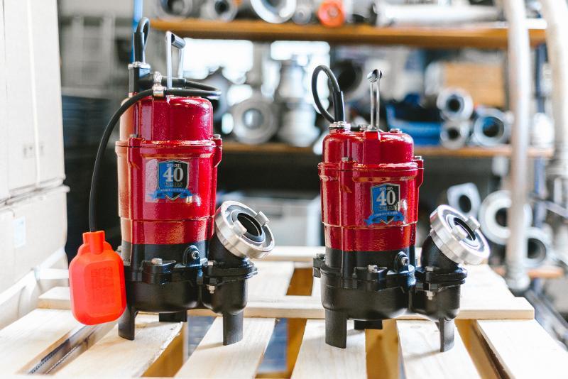 Submersible sewage pumps - SAV ®370 to SAV ® 750