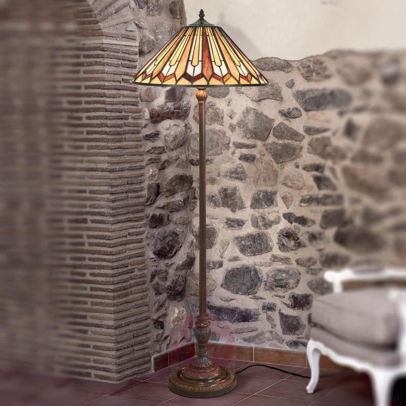 Imposing floor lamp Farina - Floor Lamps