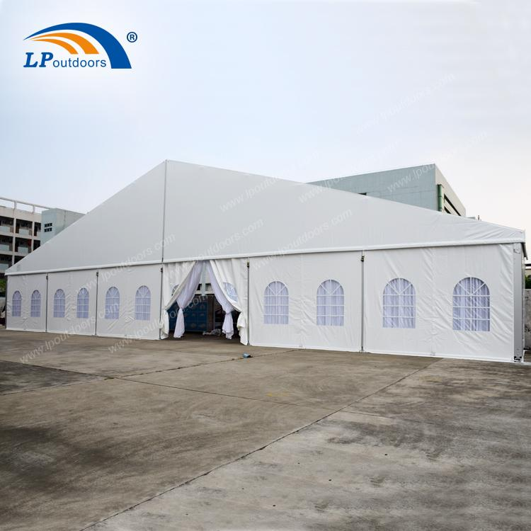 Tienda de carpa de exposición impermeable de 30 m para event - Tienda de fiesta de 30 metros de LP OUTDOORS