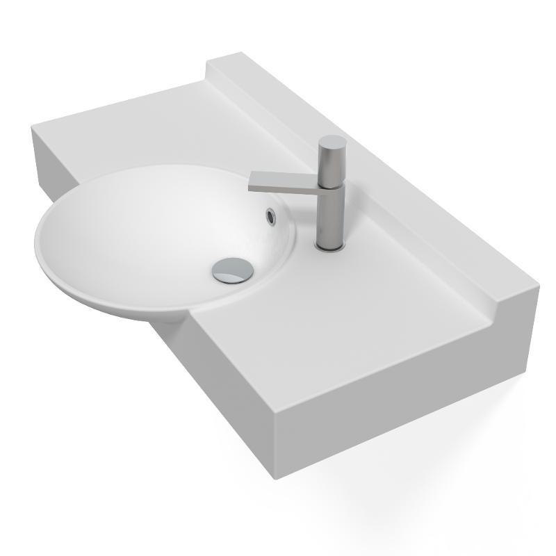 Aix 900 - Tables vasques