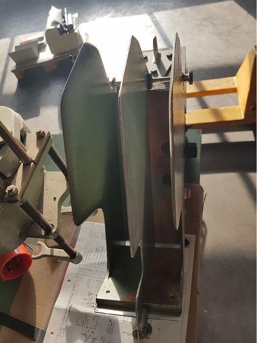 Planatol Planaxator - Used Machine