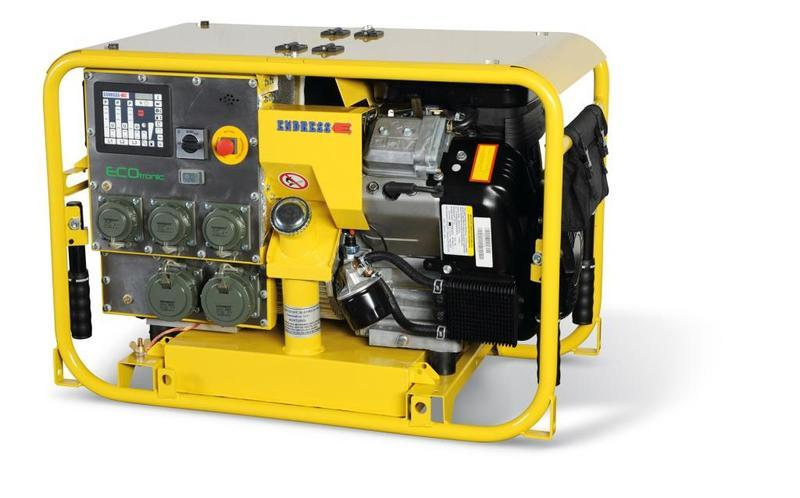 Generators for Fire & Rescue - ESE 904 DBG ES DIN
