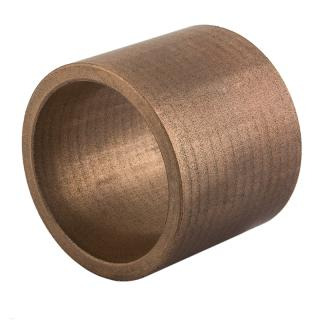Sintered bronze sliding bearing  - SIB-MET® - oil-soaked and self lubricating