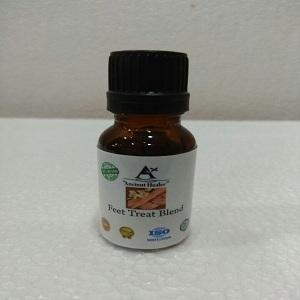 Ancient Healer feet treat blend 15ml - feet treat massage oil blend