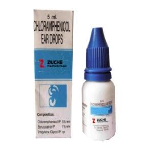 Chloramphenicol Ear Drops - Chloramphenicol Ear Drops