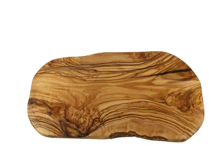 Olive wood rustic chopping board - Olive wood rustic chopping board/20-30-40-50 cm