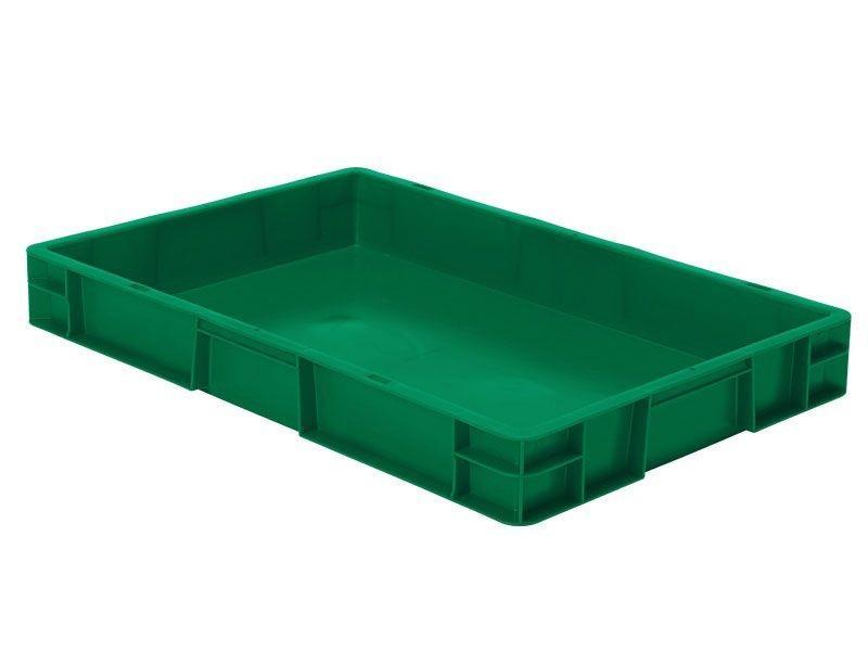 Stapelbehälter: Dina 75 1 - Stapelbehälter: Dina 75 1, 600 x 400 x 75 mm