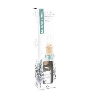 50ml Cylindrical bottle - Home Fragrances