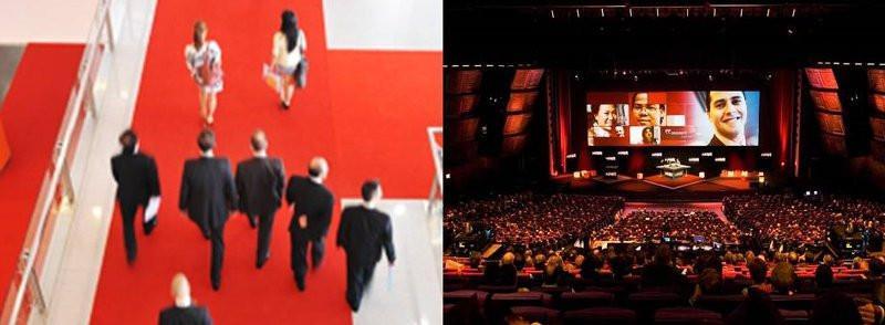Salons, Conférences et Réunions