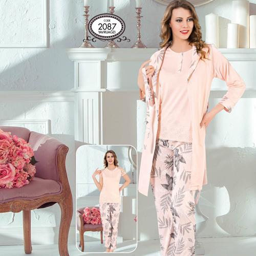 Pyjamas set (3 pieces )