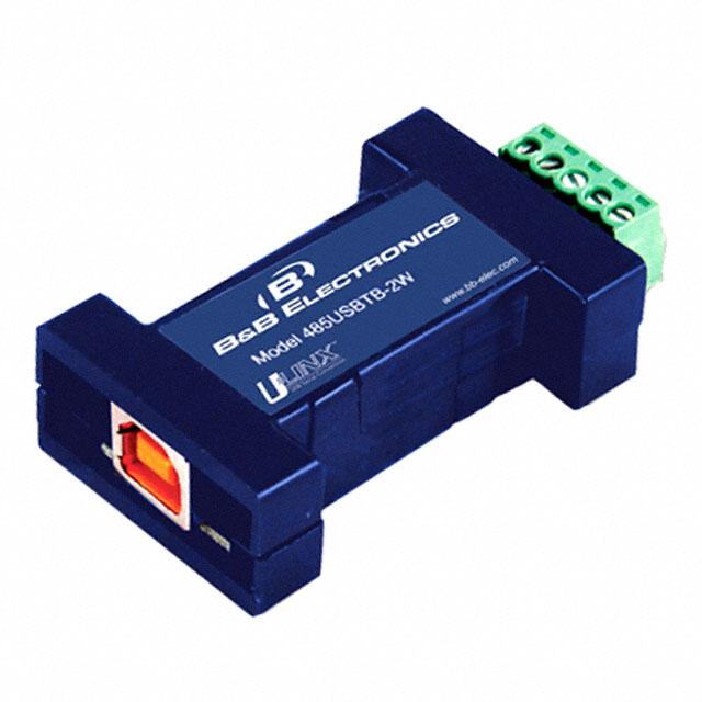 MINI CONVERTER USB TO RS-485 - B&B SmartWorx, Inc. 485USBTB-2W