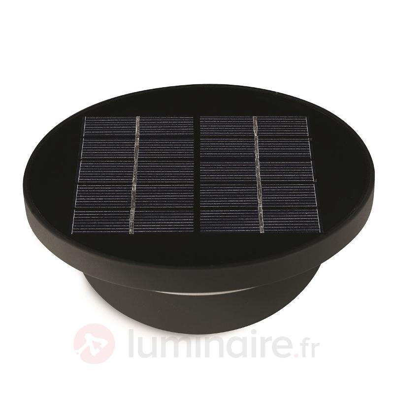Applique d'extérieur LED Dusk à détecteur - Lampes solaires avec détecteur