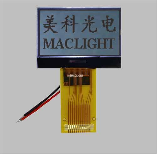 128X64 Dots Graphic Cog Stn/FSTN LCD Module Display - FSTN/STN lcd,graphic cog, COG Display