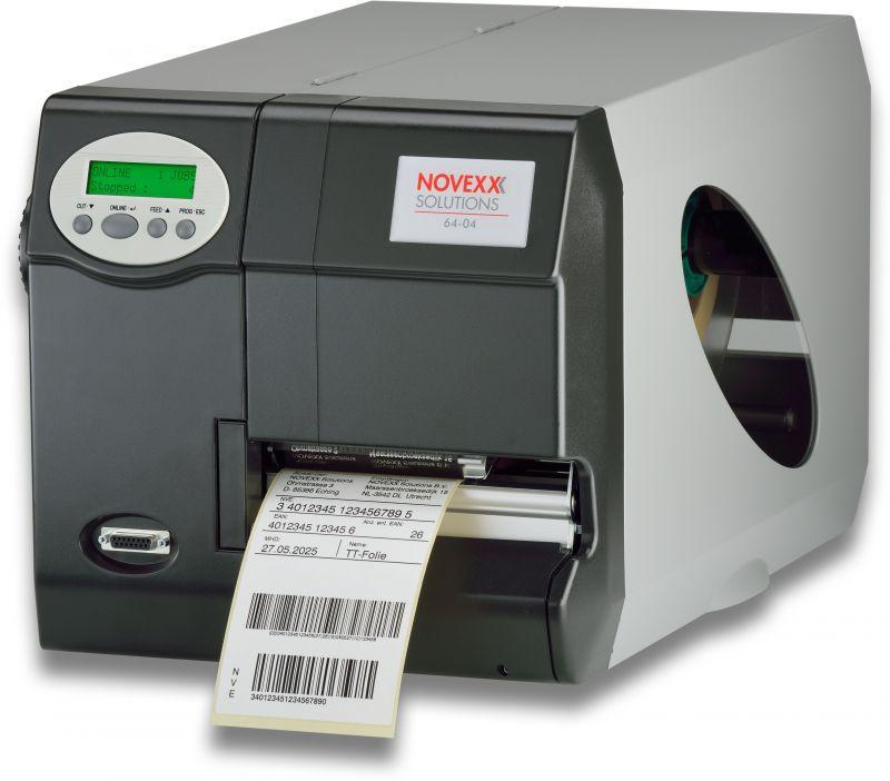 Label printer 64-0x Series - thermal transfer printer / direct thermal / barcode label / RFID label