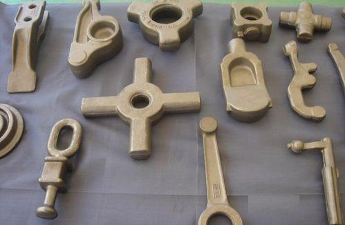 Forged Agricultural Equipment Parts -