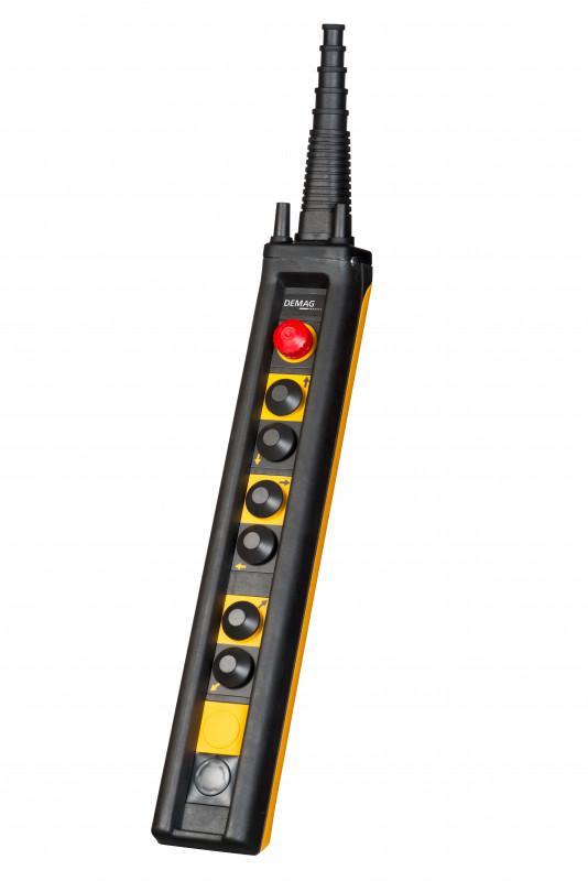 Boîte à boutons DST Demag - Maniement facile, commande sûre - Boîte à boutons DST Demag
