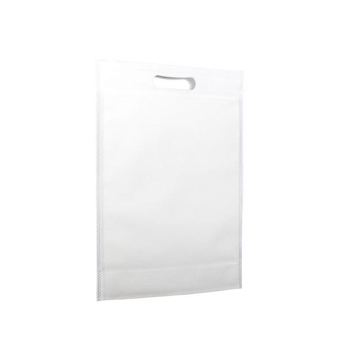 Fabricant de sac non tissé D-cut - sac packaging non tissé  Spunbond 100% polypropylène