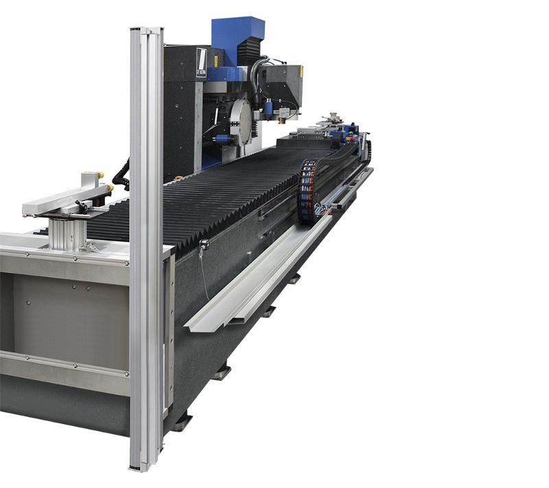 MMC 5000 - Ultraprecision milling machine