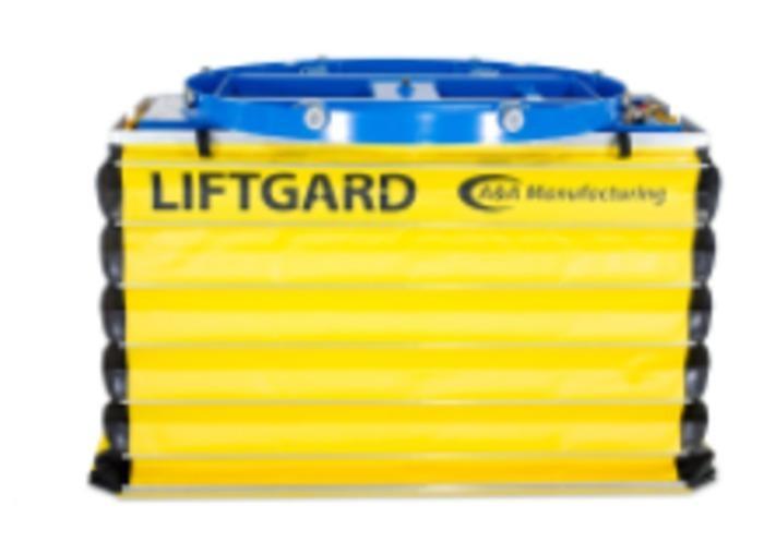 Schutzfaltenbälge für Hebe- und Scherentische - LIFTGARD - speziell für die Anwendung an Hebe- und Scherentische
