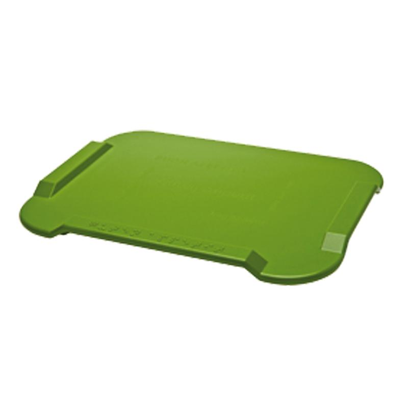 Ornamin Essbrettchen 900, Farbe Grün - Brettchen
